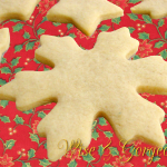 Sugar-Free Xmas Biscuits – And Procrastination