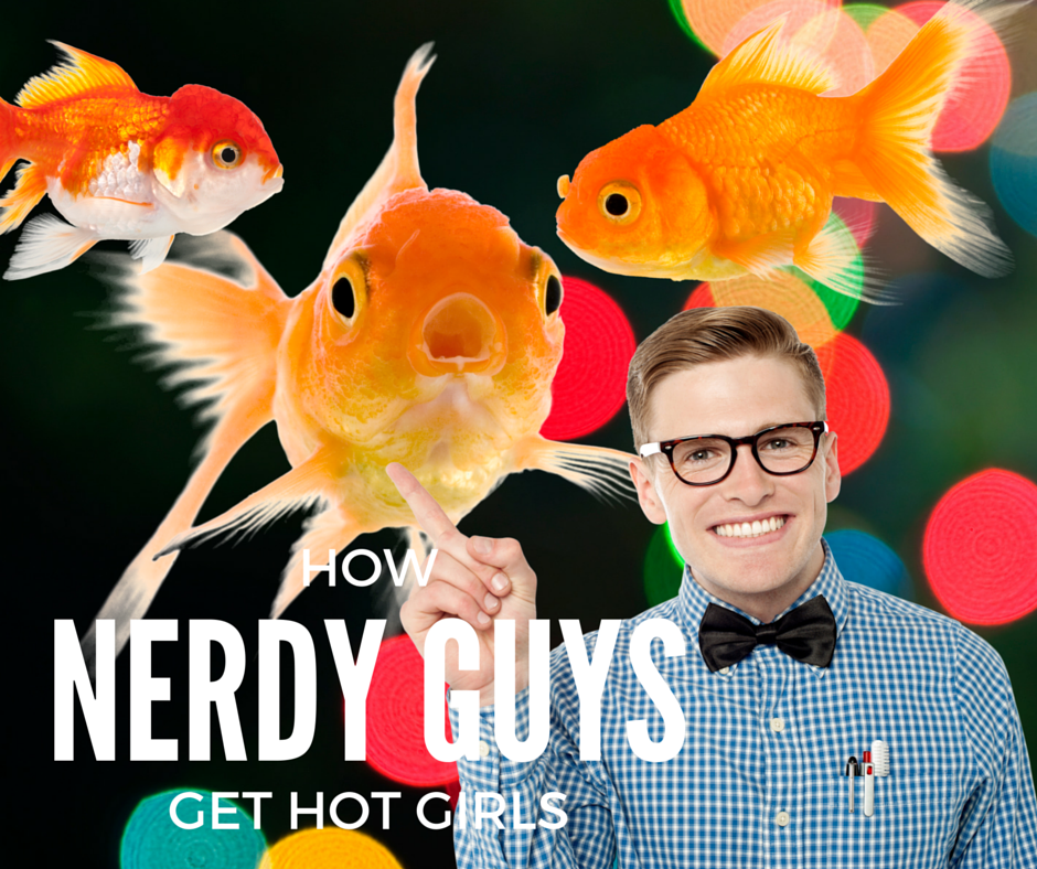 how to get nerdy guys to like you