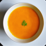 Carrot and Cardamom Soup (serves 6)
