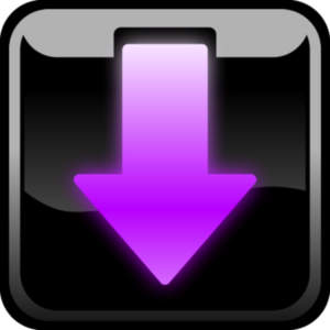 large-download-button-arrow-pointing-downwards-0-16809