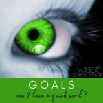 Goals – Can I have a Quick Word?