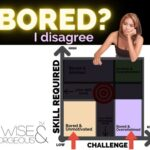 Bored?  I disagree.